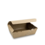 501536 - Brown Lunch Box Small